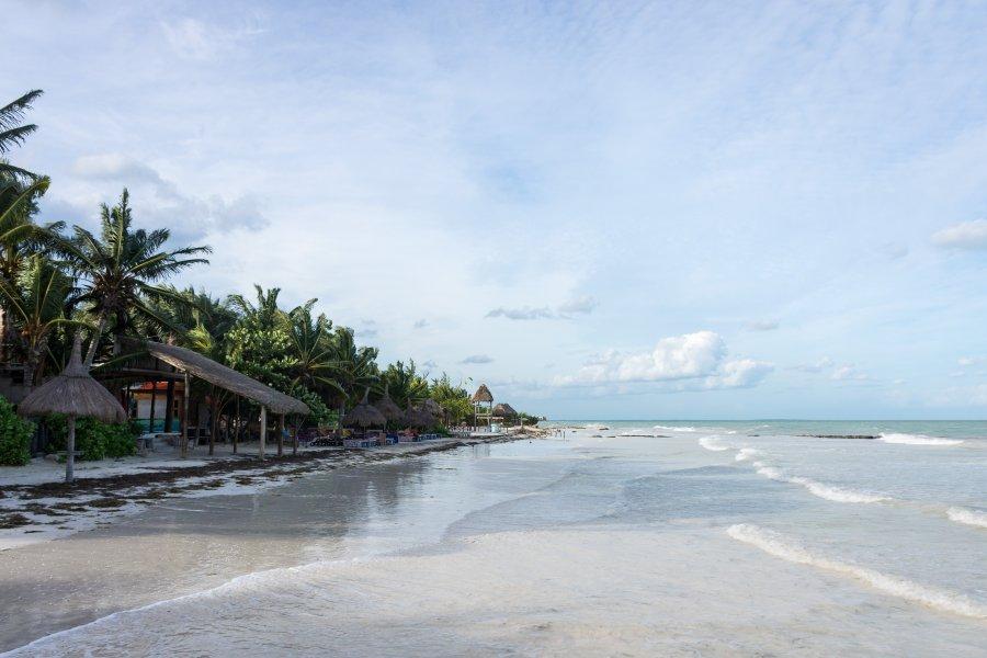 Île d'Holbox, Yucatán, Mexique