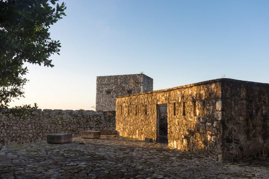 El Fuerte de San Felipe, Bacalar