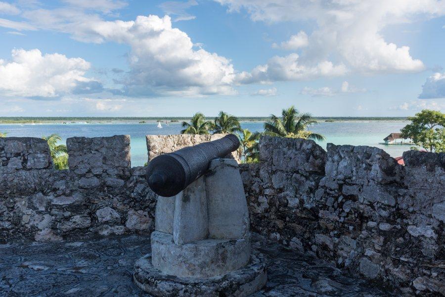 Fort de San Felipe, Bacalar