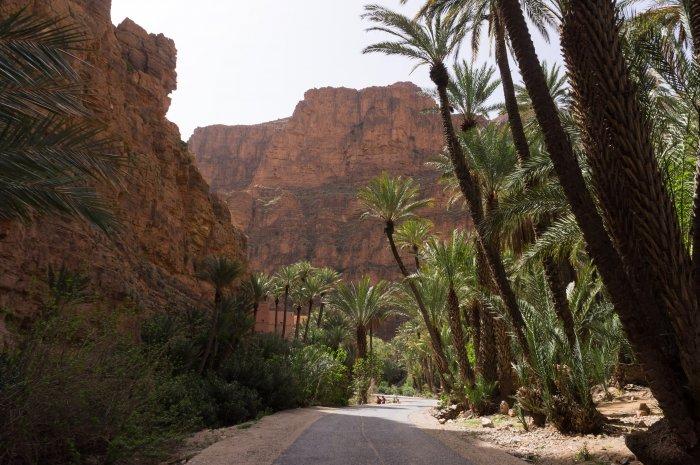Gorges d'Aït Mansour, Maroc