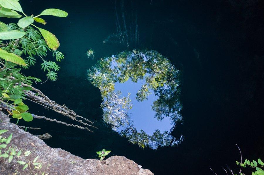 Cenote Noh-Mozon, Yucatán, Mexique