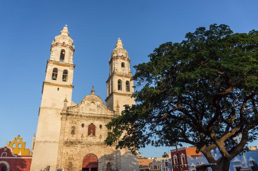 Campeche, Yucatán, Mexique