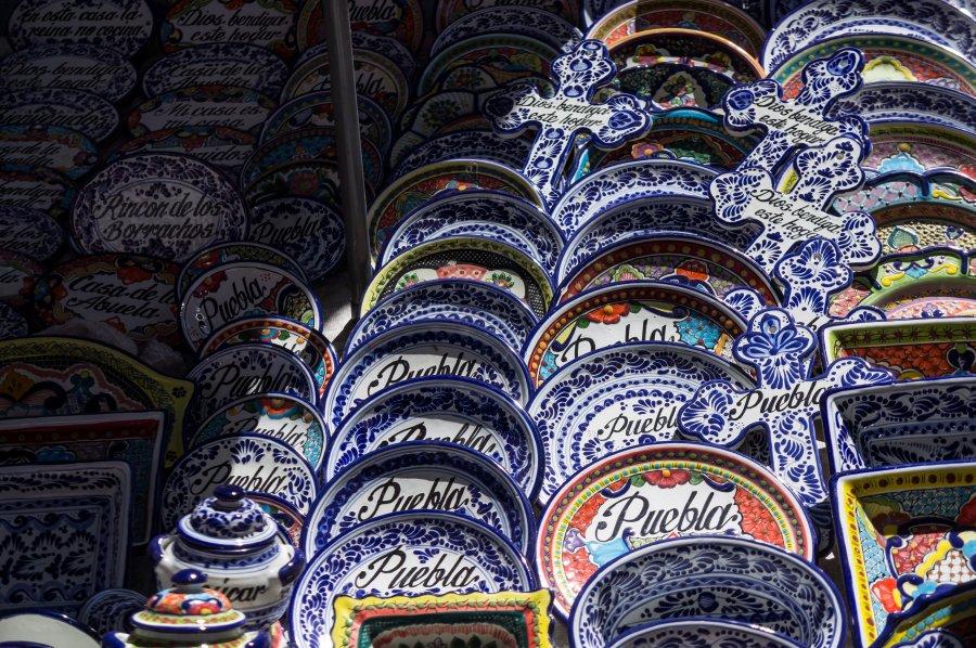 Céramique de Puebla