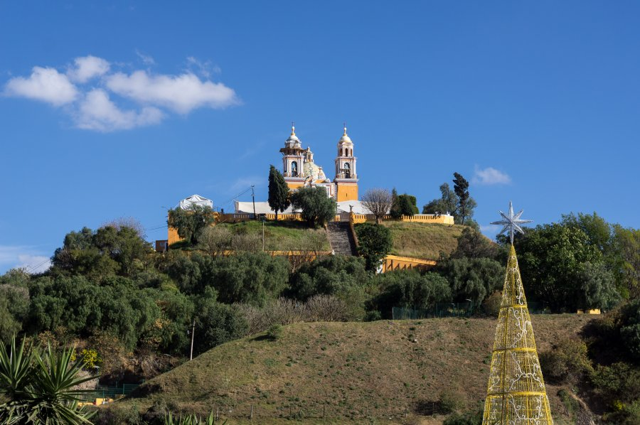 Cholula, Puebla, Mexique