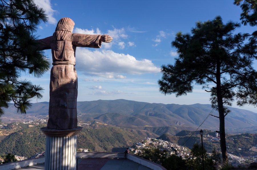 Mirador du Cristo, Taxco