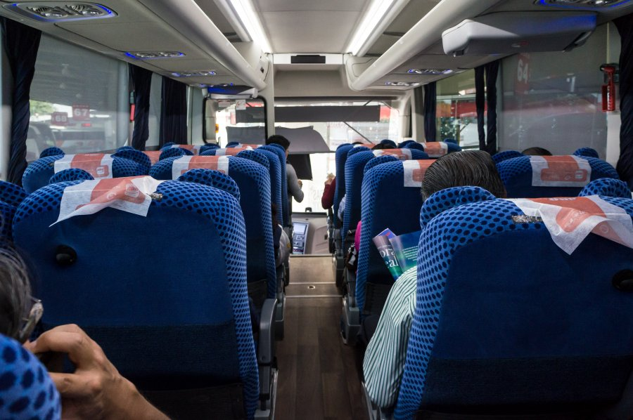Bus ADO de première classe