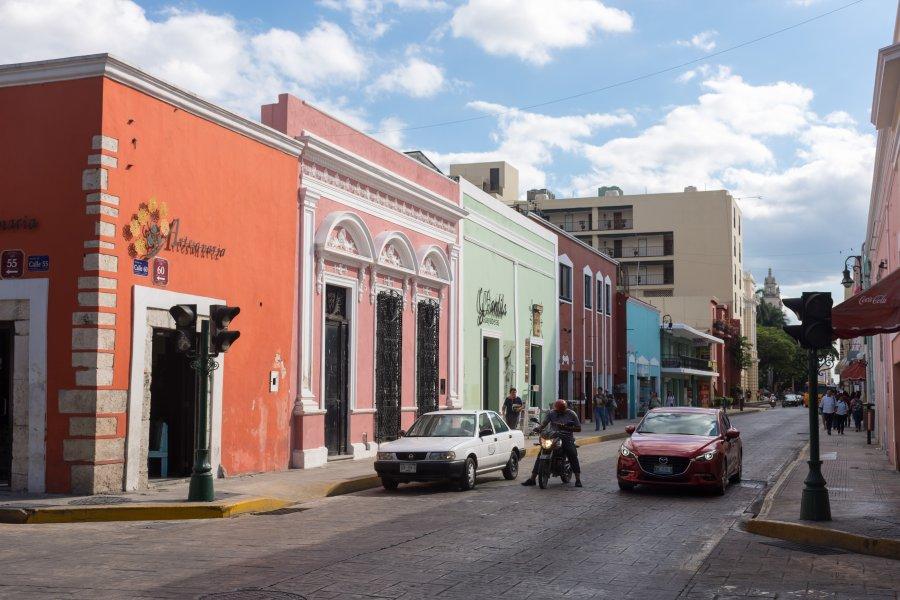 Merida, Yucatán, Mexique