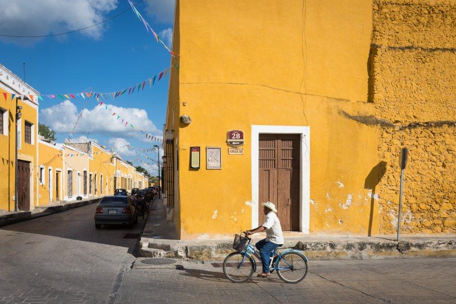Izamal, Yucatán, Mexique