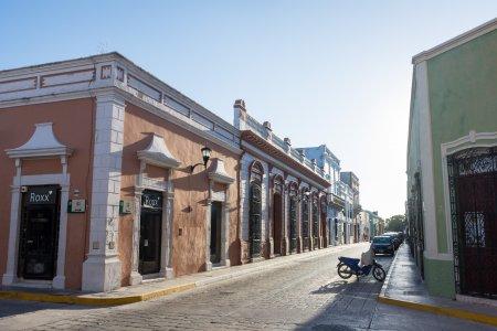 Ville de Campeche, Yucataán, Mexique