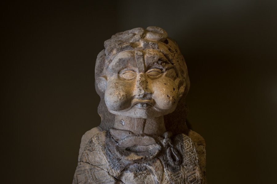 Musée Amparo à Puebla