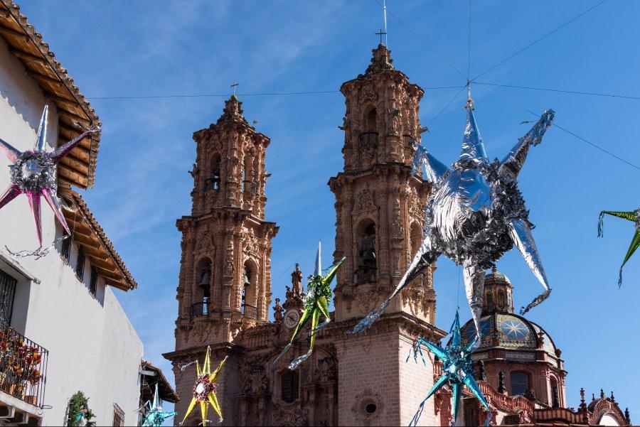 Cathédrale de Taxco