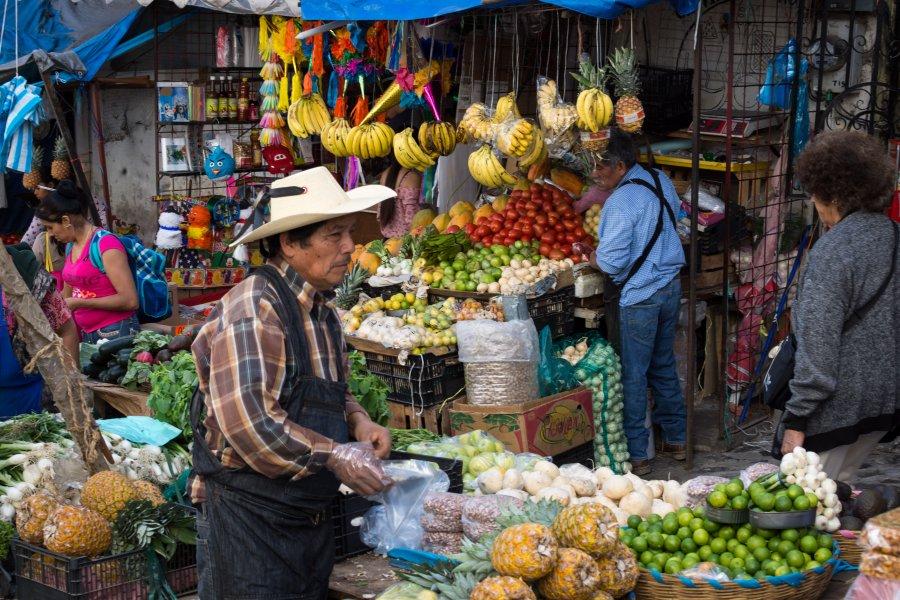 Marché de Taxco