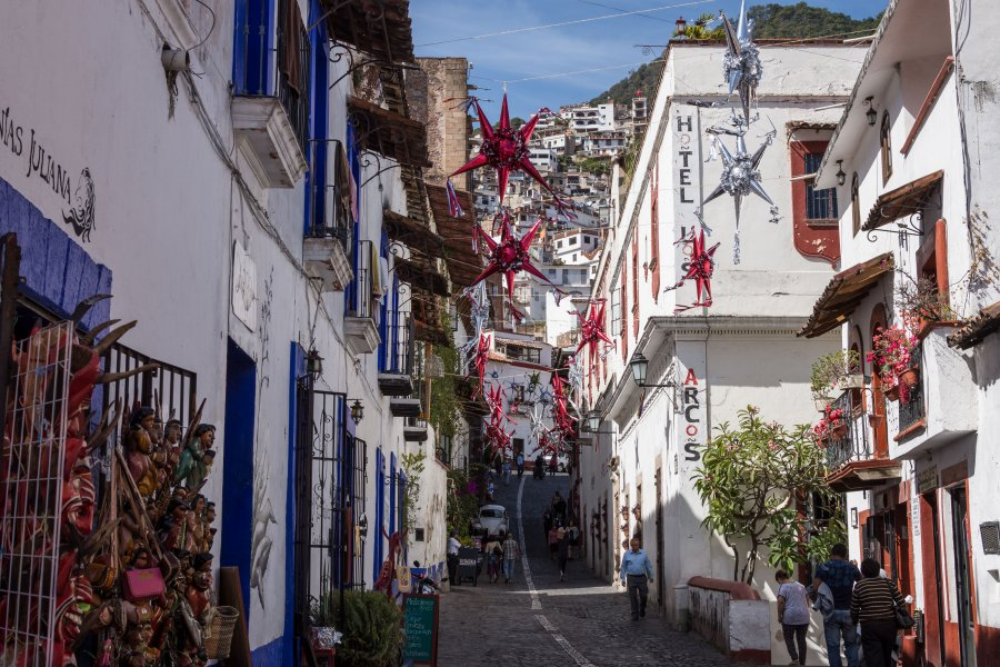 Taxco, Mexique