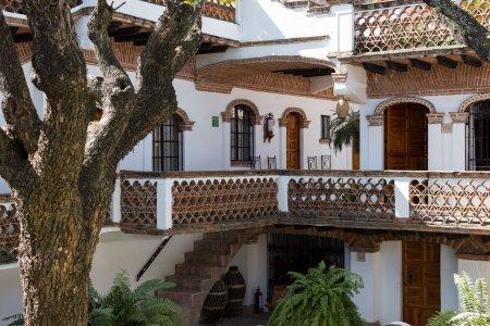 Hôtel Los Arcos, Taxco, Mexique