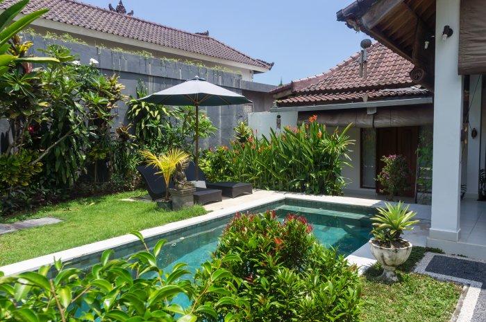 Notre villa à Ubud
