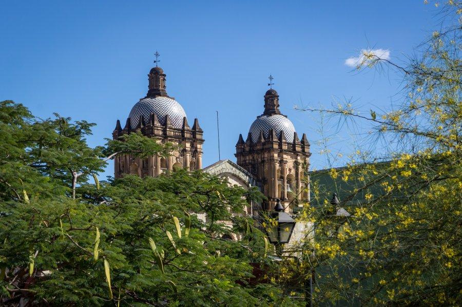 Santo Domingo, Oaxaca de Juarez