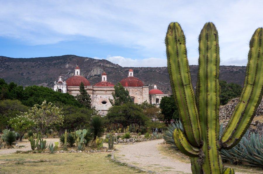 Mitla, Oaxaca, Mexique