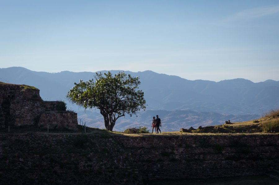 Monte Albán, Oaxaca