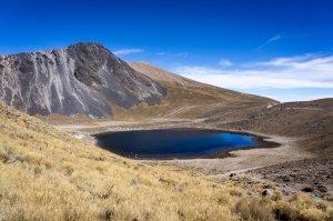 Lac de la lune, Nevado de Toluca