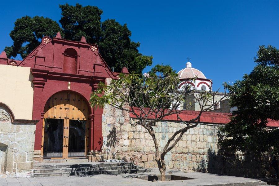 Église de Oaxaca, Mexique