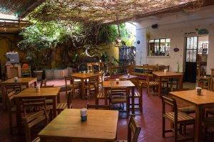 Restaurant Calabacita tiernas