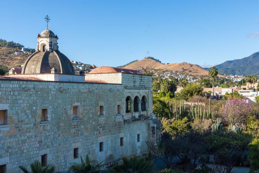 Musée de Santo Domingo, Oaxaca