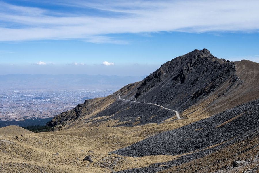 Nevado de Toluca, Mexique