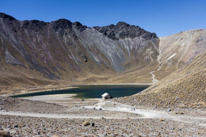 Lac du soleil, Nevado de Toluca