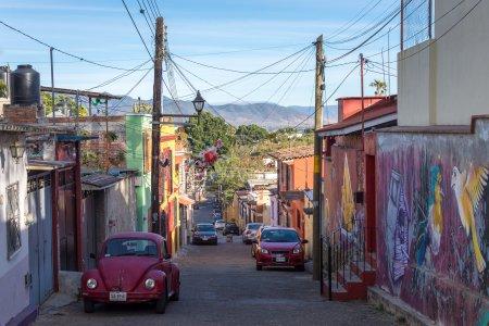 Quartier de Xochimilco, Oaxaca