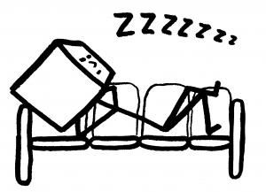Sleepinairport