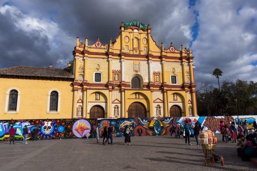 San Cristóbal de Las Casas, Mexique