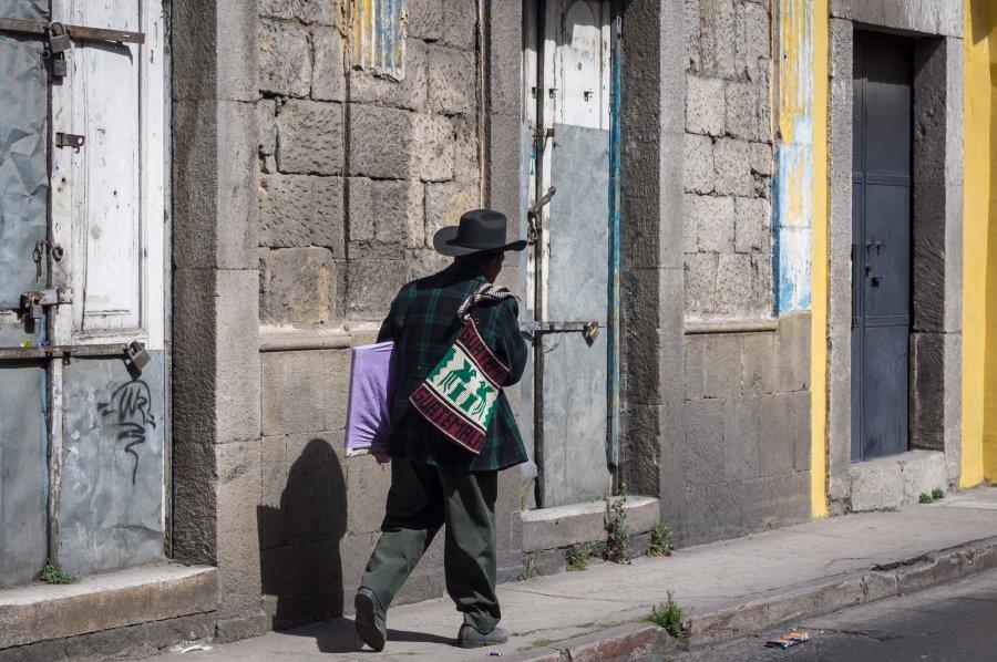 Ville de Xela, Quetzaltenango, Guatemala