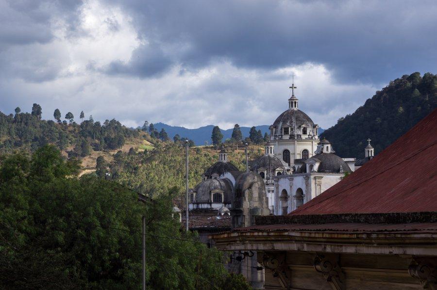 Ville de Xela, Guatemala