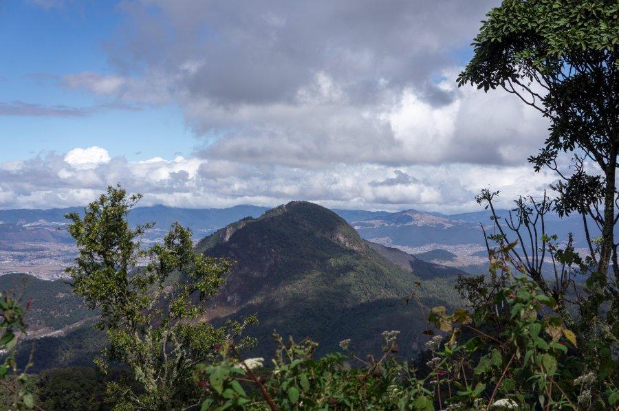 Vallée de Xela, Guatemala