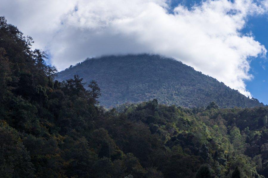 Volcan Santa Maria, Quetzaltenango, Guatemala