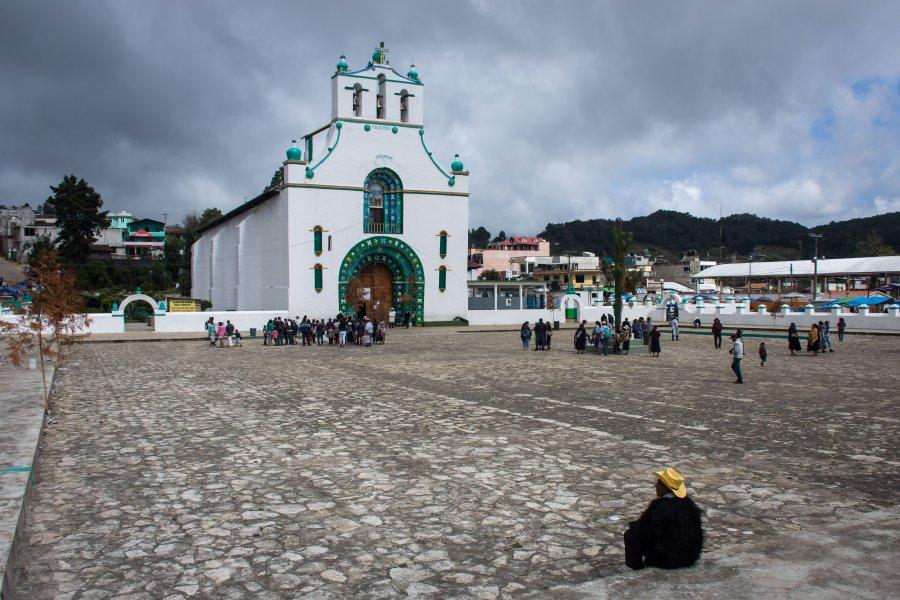 San Juan Chamula, Chiapas, Mexique