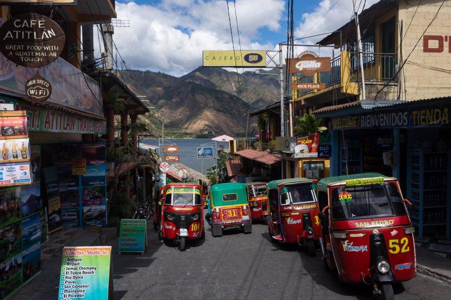 San Pedro La Laguna, Atitlán, Guatemala