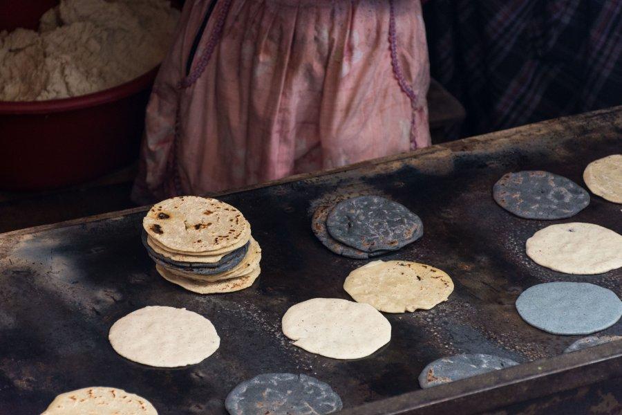 Tortillas du Guatemala