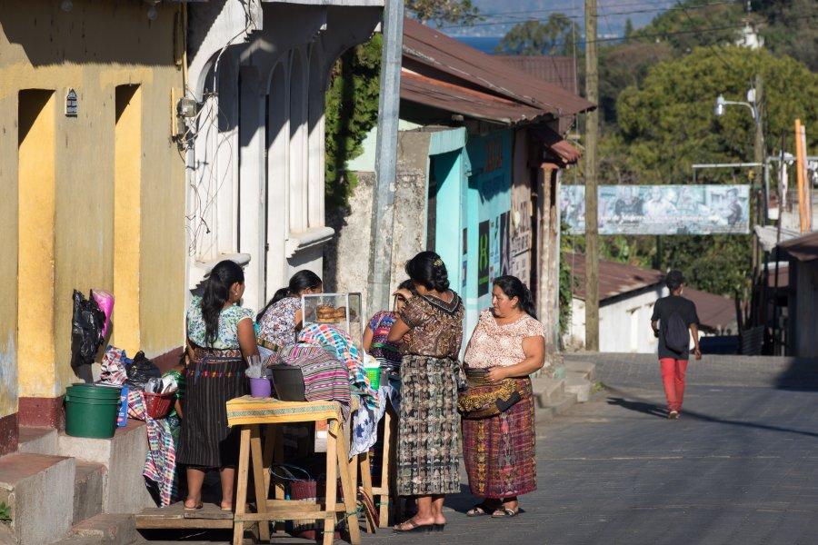 San Juan La Laguna, Atitlán, Guatemala