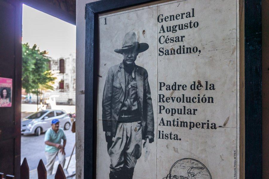 Musée de la révolution, León, Nicaragua