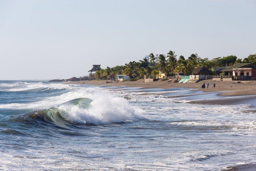 Las Peñitas, León, Nicaragua