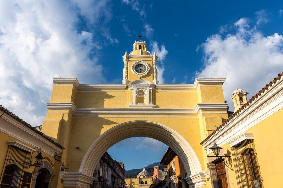 Ville d'Antigua Guatemala