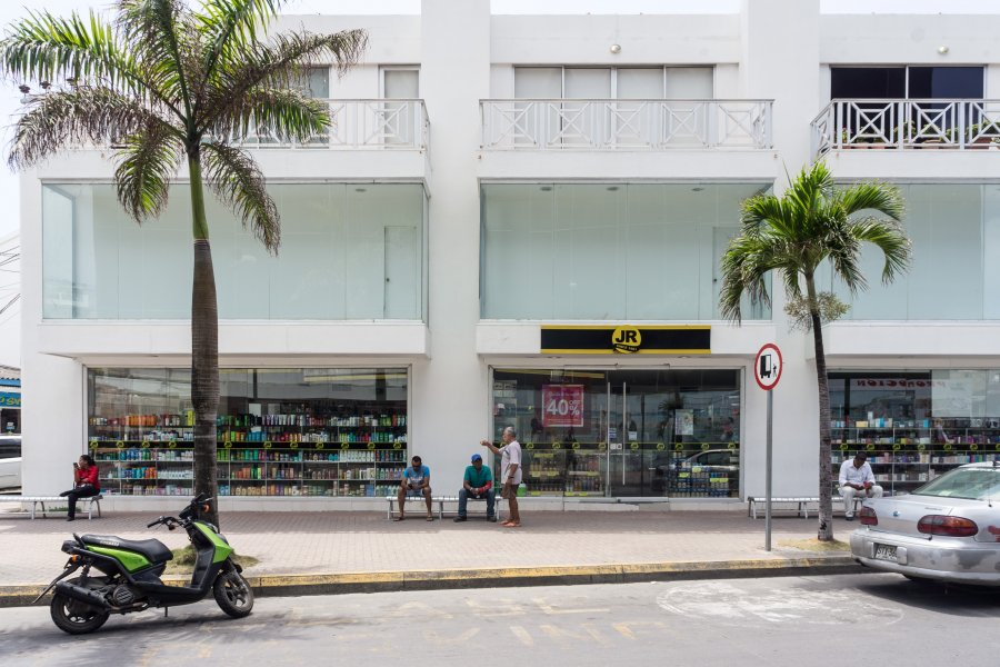 Boutiques duty free, San Andres, Colombie