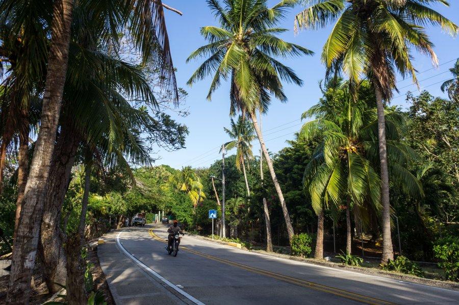 Route de San Andres, Colombie
