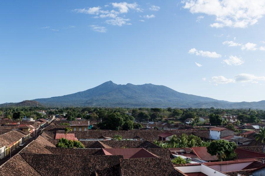 Volcan de Mombacho, Granada, Nicaragua