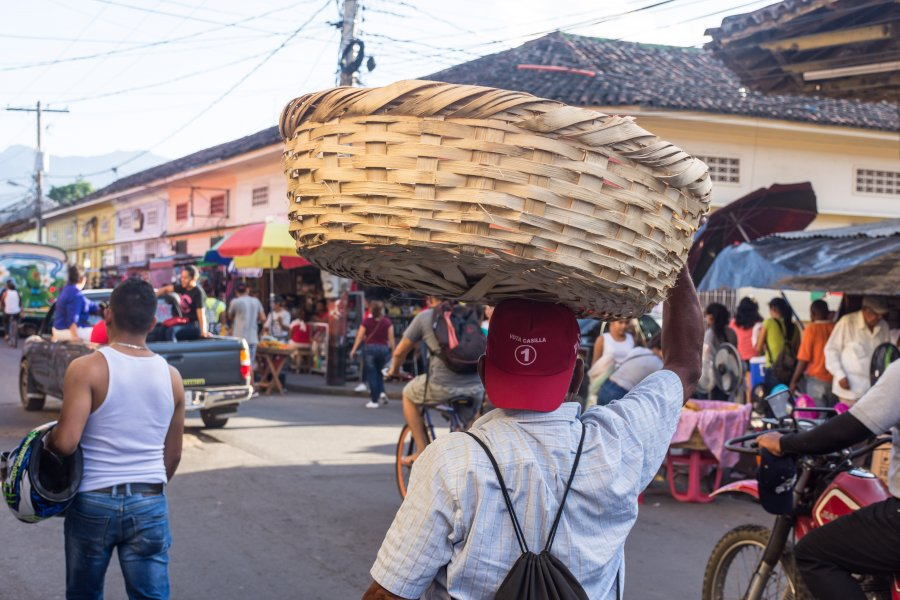Marché de Grenade, Nicaragua