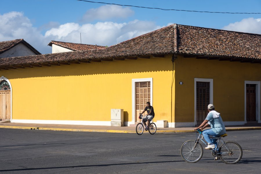 Rues de Grenade, Nicaragua