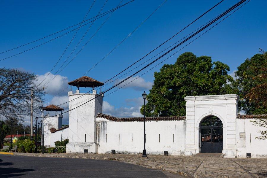 Fort de Granada, Nicaragua