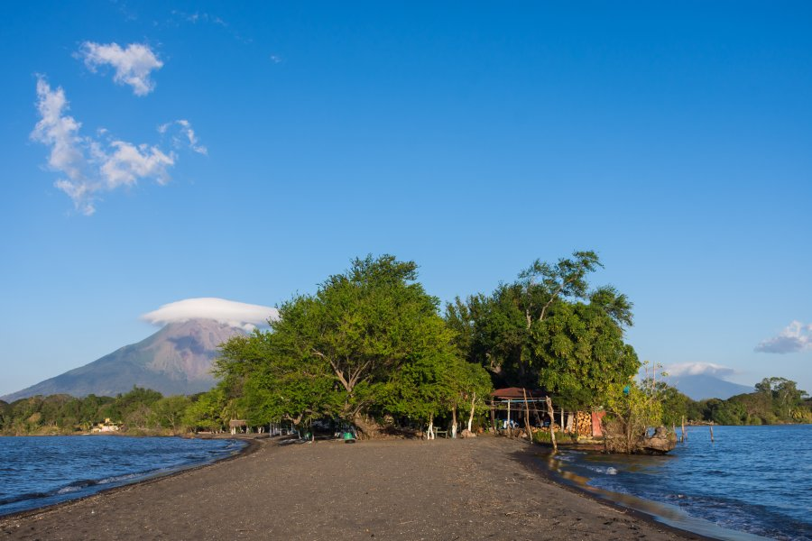 Volcans Concepcíon et Maderas, Ometepe, Nicaragua