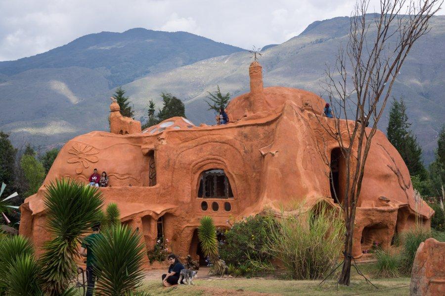 Casa Terracota, Villa de Leyva, Colombie